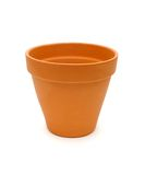 Terra Cotta Pot Royalty Free Stock Photo