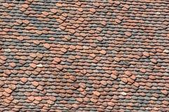 Free Terra Cotta Roof Tiles Texture Stock Photo - 114642610