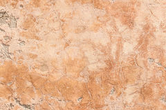 Terra Cotta Rustic Background Stock Image