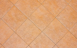 Terra Cotta tiles background. (perfect for texturing Stock Photos