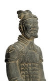 Terra cotta warrior - from side Stock Photography