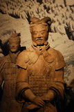 Terra Cotta Warriors Royalty Free Stock Photo