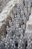 Terra-Cotta Warriors Stock Photos