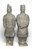 Terra Cotta Warriors Royalty Free Stock Photography