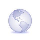 terra 3D. Fotografia Stock