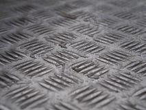 Terra d'acciaio sotto la pioggia Immagine Stock
