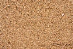 Terra da areia Fotografia de Stock