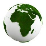 Terra da grama - affrica Imagens de Stock Royalty Free