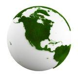 Terra da grama - America do Norte Imagens de Stock Royalty Free