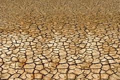 Terra da seca Foto de Stock Royalty Free