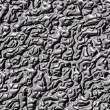 Terra da textura ilustração stock