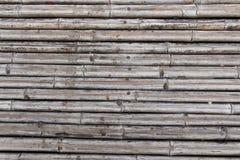 Terra de bambu Fotos de Stock