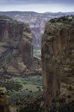 Terra de explorações agrícolas dos Navajos fotografia de stock royalty free