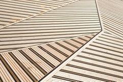 Terra de madeira exterior Fotos de Stock Royalty Free