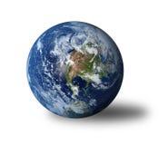 Terra de matriz Imagem de Stock