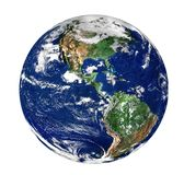 Terra de matriz Imagem de Stock Royalty Free