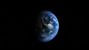 Terra de Photoreal - Americas Imagens de Stock