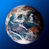 Terra del globo del mondo Fotografia Stock