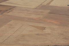 Terra dell'azienda agricola Fotografia Stock Libera da Diritti
