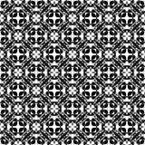 Terra della parte posteriore di bianco di dezine del nero di Semless Triangoli, estratto Immagini Stock Libere da Diritti