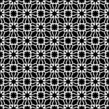 Terra della parte posteriore di bianco di dezine del nero di Semless Triangoli, estratto Immagine Stock Libera da Diritti