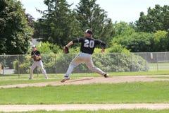 Terra di baseball di divisione di Lago-sud-ovest Immagine Stock