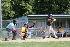 Terra di baseball di divisione di Lago-sud-ovest Immagini Stock Libere da Diritti