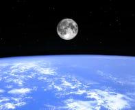 Terra di madre Fotografie Stock