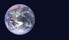 Terra di madre Immagini Stock