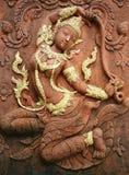 Terra di madre nello stile tailandese Fotografia Stock