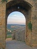 Terra di Siena Fotografie Stock