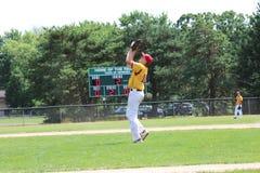 Terra do basebol da divisão do Lago-sudoeste Fotografia de Stock