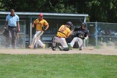 Terra do basebol da divisão do Lago-sudoeste Foto de Stock Royalty Free