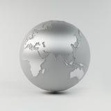 Terra do cromo Imagens de Stock Royalty Free