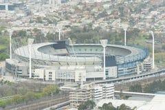 Terra do grilo de Melbourne, magnetocardiograma Imagem de Stock