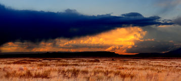 Terra do Navajo Foto de Stock Royalty Free