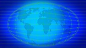 Terra do planeta Fotografia de Stock Royalty Free