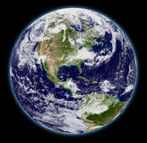 Terra do planeta Fotos de Stock Royalty Free