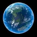 Terra do planeta Foto de Stock