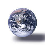 Terra do planeta Fotografia de Stock