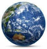 Terra do planeta foto de stock royalty free