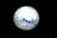 Terra do planeta do espaço Imagem de Stock Royalty Free
