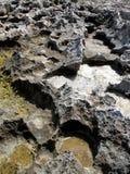 Terra do vulcão fotografia de stock