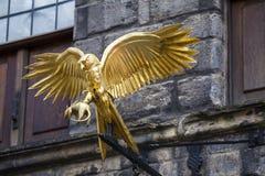 Terra dos Gladstones em Edimburgo foto de stock royalty free