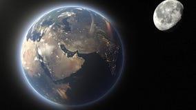 Terra e luna archivi video
