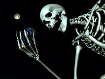 Terra e osso 12 Foto de Stock Royalty Free