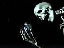 Terra e osso 12 Imagens de Stock Royalty Free
