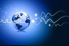 Terra & fibras ópticas