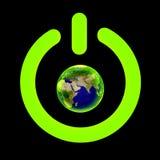 Terra fora Imagens de Stock