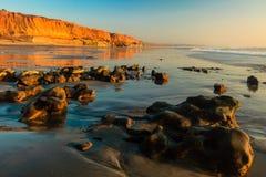 Terra Mar Beach Stock Photography